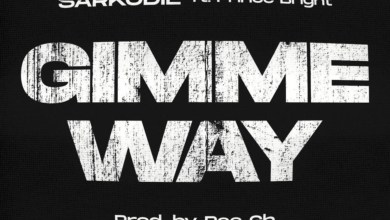 Photo of Audio: Gimme Way by Sarkodie feat. Prince Bright