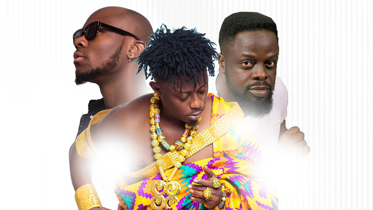 Killbeatz out with a King Promise, Ofori Amponsah assisted jam; Odo Nti