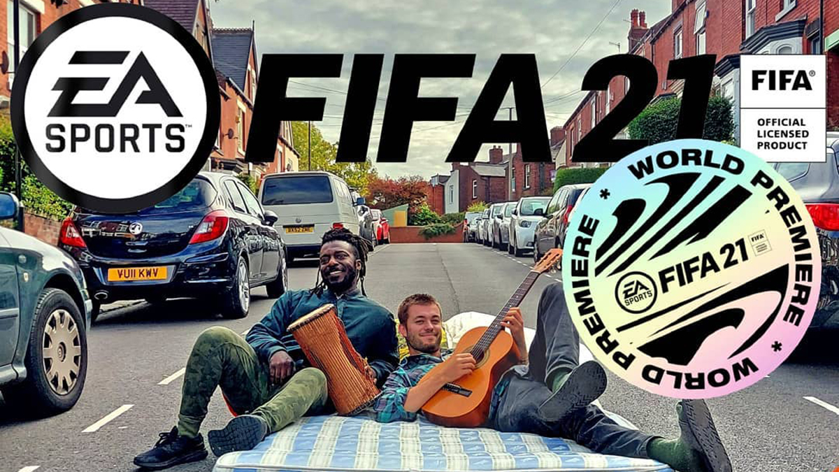 London-based ONIPA band debut on FIFA 2021 with; Fire