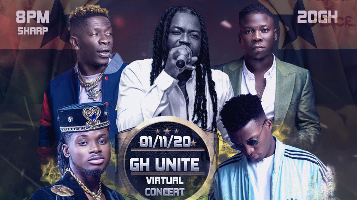 Triple threat! Shatta Wale joins Stonebwoy, Samini on one stage this Sunday!