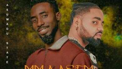 Photo of Audio: Mmaasem by DJ Asumadu feat. Max Mannie