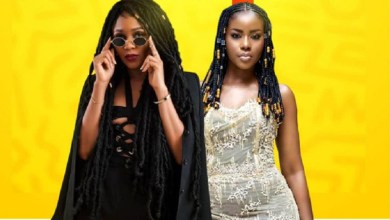 Photo of MzVee, Mishasha hook up for  a Reggae banger; 1 by 1