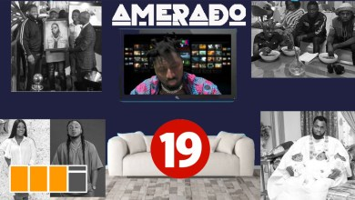 Photo of BeRose, Nana Aba, Obofour others feature in Amerado's Yeete Nsem ep. 19