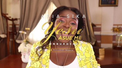 Photo of Video: Yesu Asue Me by Afia Sika