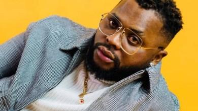 Photo of Terror-D, the energetic Afrobeats artist