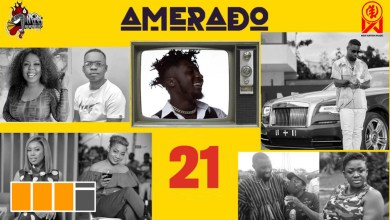 Photo of Amerado hosts Amg Evergreen on Yeete Nsem EP. 21