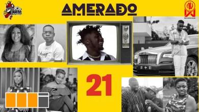 Amerado hosts Amg Evergreen on Yeete Nsem EP. 21