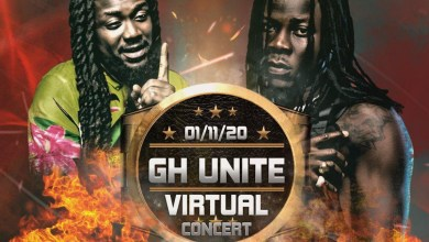 Samini, Stonebwoy to settle beef on 'GH Unite virtual concert' stage