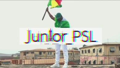 Africa Is Bleeding by Junior PSL