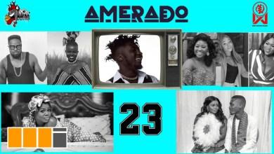 Amerado feats. Sista Afia & more on Yeete Nsem EP. 23