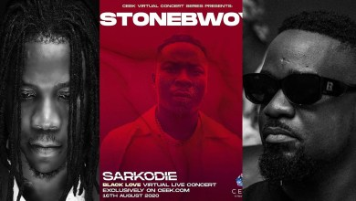 It wasn't my intention, let's give respect & get respect - Stonebwoy fires back at Sarkodie