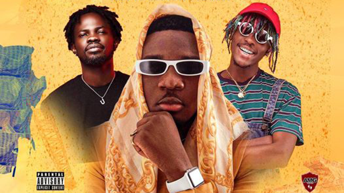 AMG Armani reels in Fameye, Kofi Mole for latest audiovisual; Bye Bye To Poverty