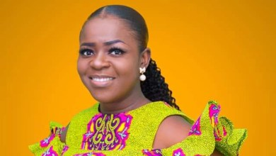 Afia Sika debuts with 'Yesu Asue Me (Unburdened)' in honor of Daughters of Glorious Jesus