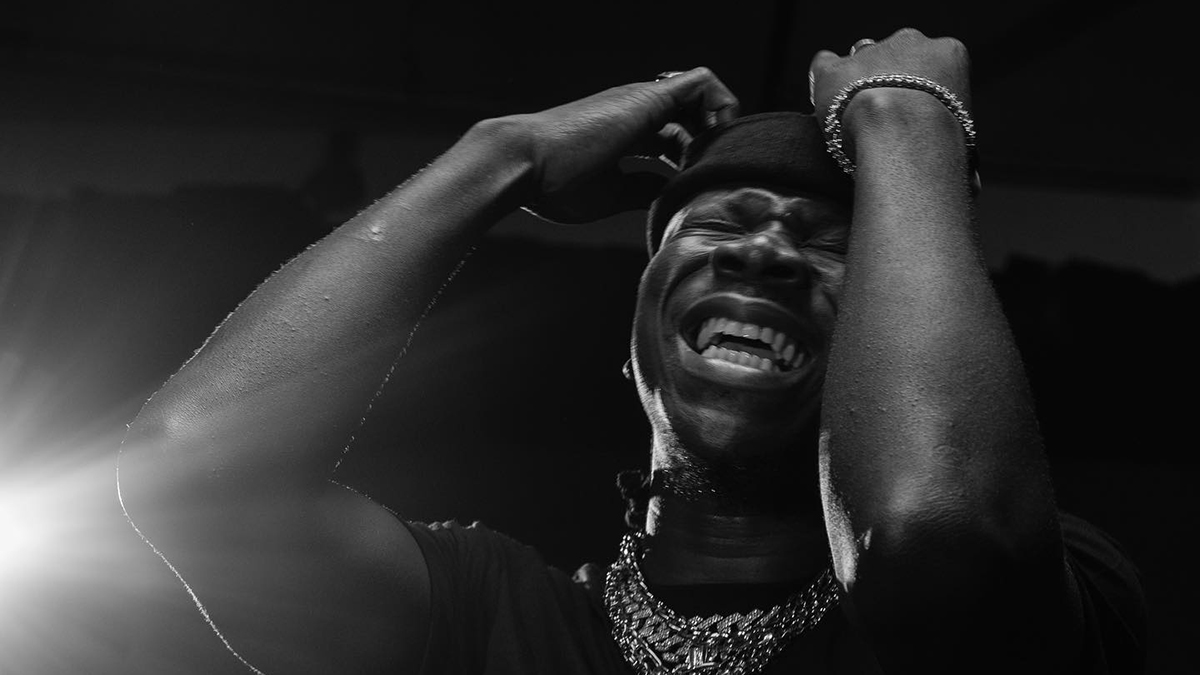 Stonebwoy Vex! vows to take on culprits responsible for leaking his song