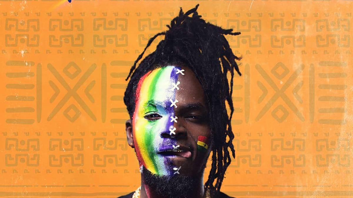 Kamelyeon outdoors debut 'Rainbow' EP