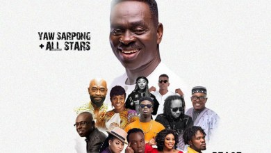 Yaw Sarpong & Asomafo out with 'Peace Song' featuring All Stars