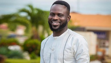 SK Frimpong sings of God's unmerited goodness in new release; Adefoode