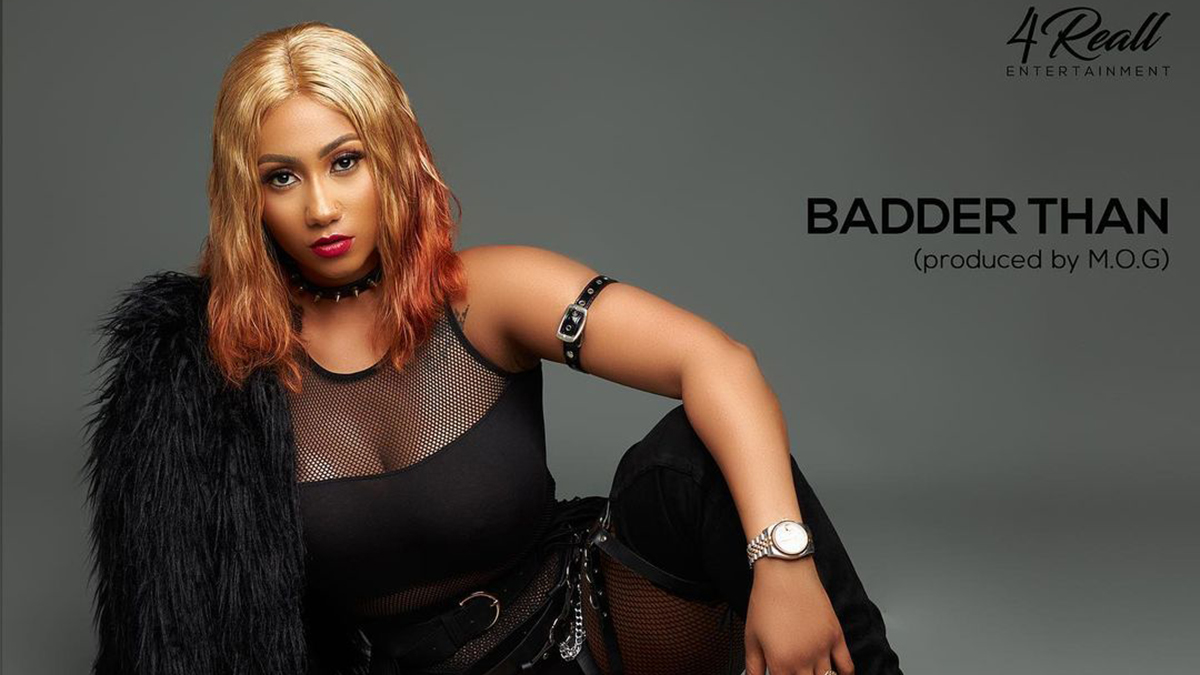 Is Mona 4 Reall about to 'Emelia Brobbey' us with her debut 'Badder Than' single?
