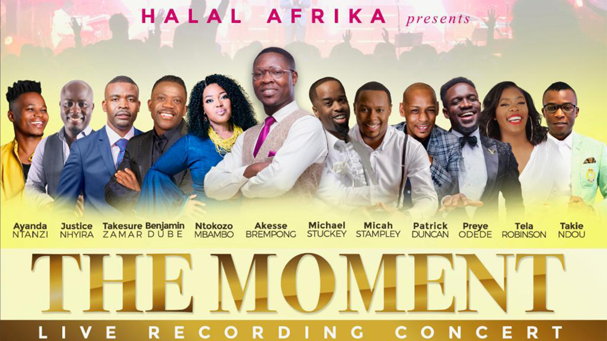 Halal Africa set to drop 'The Moment' album featuring Akesse Brempong, others