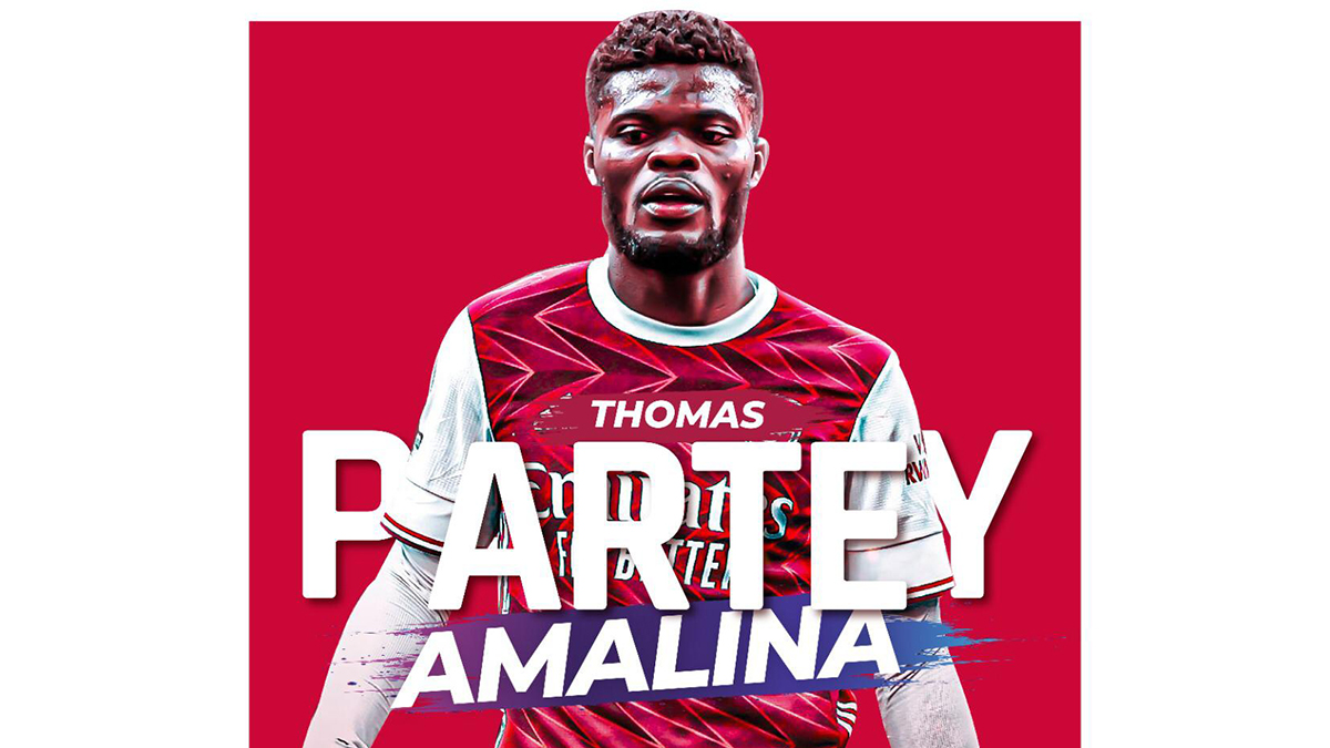 Thomas Partey! Amalina breaks the airwaves with her debut Dancehall single
