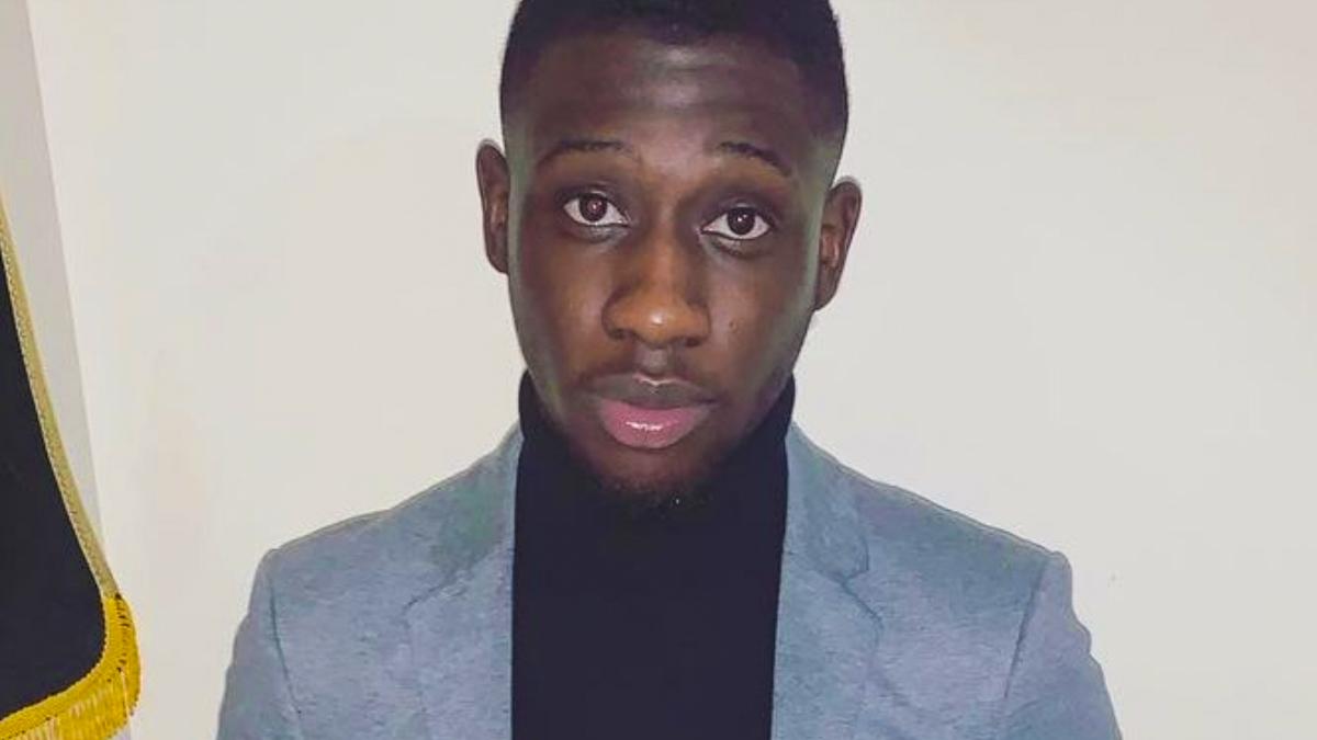 Meet the new Afro Gospel artist; JVS
