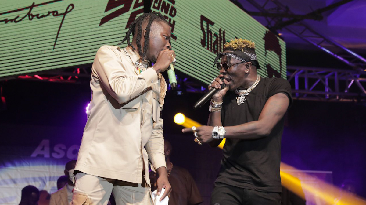 Shatta Wale & Stonebwoy nominated for 2020 MOBO Awards