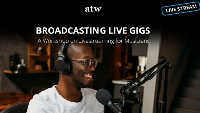 Accra Theatre Workshop: How to broadcast live concerts