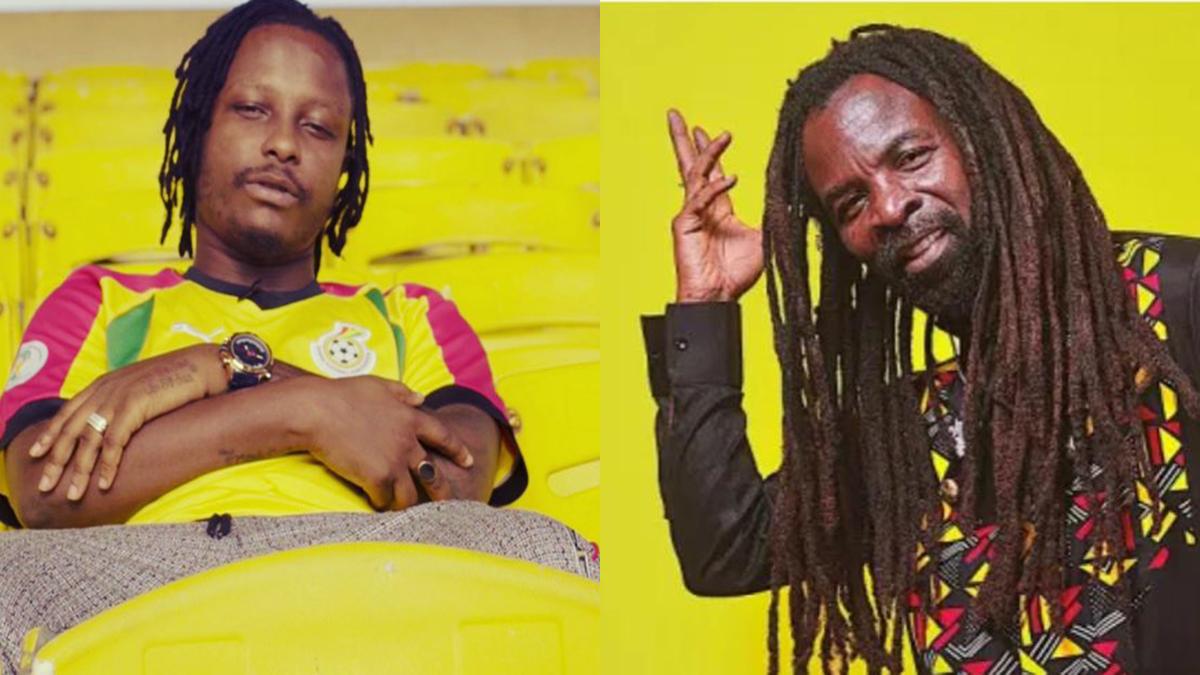 """Rocky Dawuni endorses Kelvyn Boy's """"Black Star"""" album"""