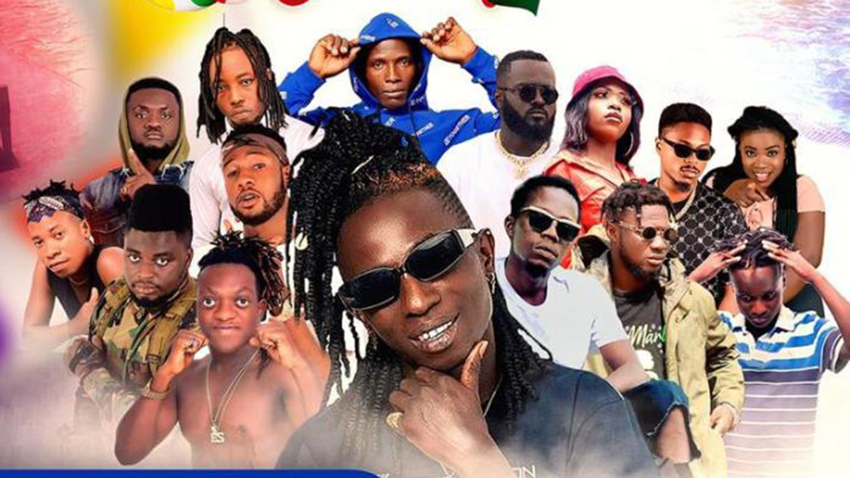 Patapaa readies for maiden 'Swim For Peace' concert