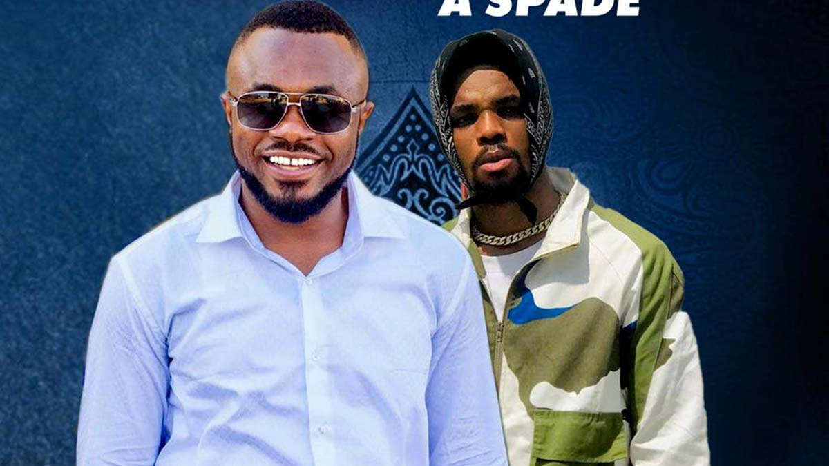 Corp Sayvee taps Chichiz for new jam; Call The Spade a Spade