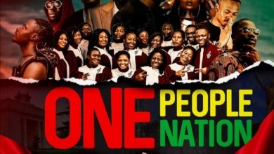 Audio: One People - One Nation by Stonebwoy feat. King Promise, Fancy Gadam, Fameye, Maccasio, Efya, Teephlow, Darkovibes & Bethel Revival Choir
