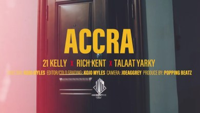 Accra by 21 Kelly, Rich Kent & Talaat Yarky