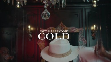 Cold by Joey B feat Sarkodie