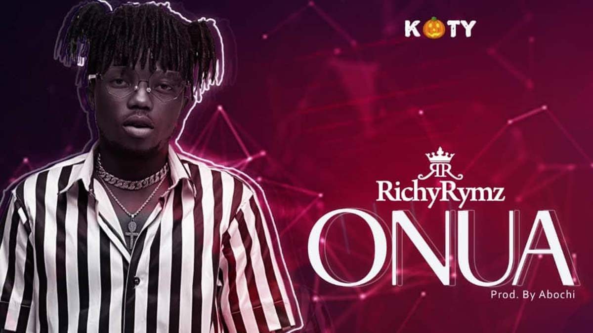 Richy Rymz croons his way into your heart with new single; Onua