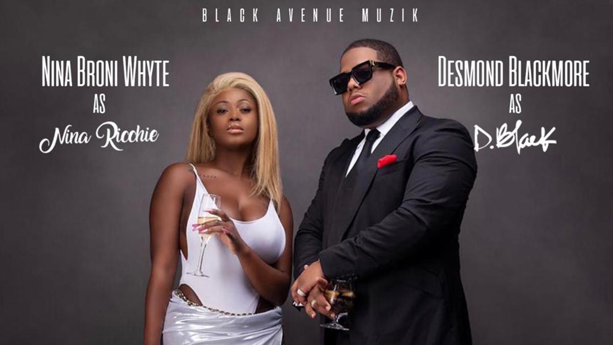 D-Black & Nina Ricchie serve visuals for Fameye-assisted 'Energy' off Black & Whyte EP
