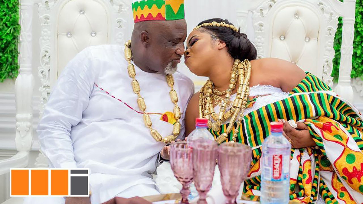 Empress Gifty pens heartfelt letter to husband after losing MP seat