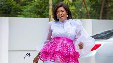 Kwabena Kwabena helped me write 'Ote Me Mu'; I love him so much - Ohemaa Mercy