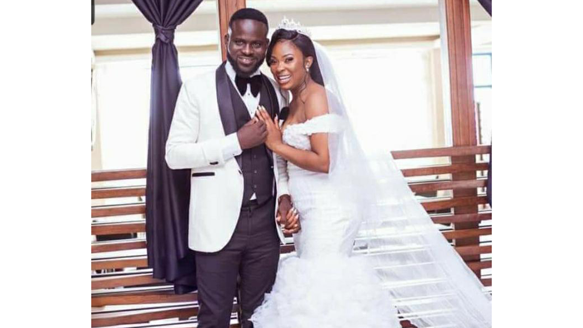 SK Frimpong is officially off the market! Ohemaa Mercy, others grace star-studded wedding