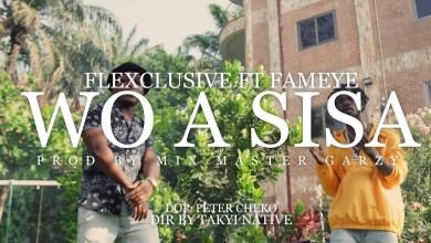 Wo A Sisa by Flexclusive feat. Fameye