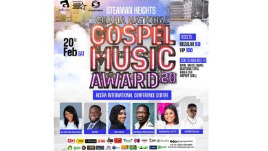 Celestine, MOG, Empress Gifty, Akesse Brempong, others billed for 2021 NGMA