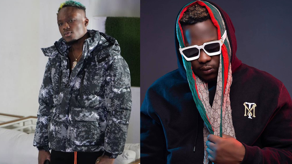 Beef Alert! Okese1 & Medikal battle it out as both claim to have once helped the other!