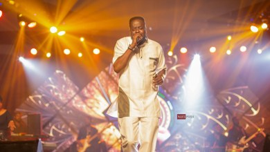 Ofori Amponsah returns to the pulpit! Prophesies at Abbeam Danso's Let's Worship event