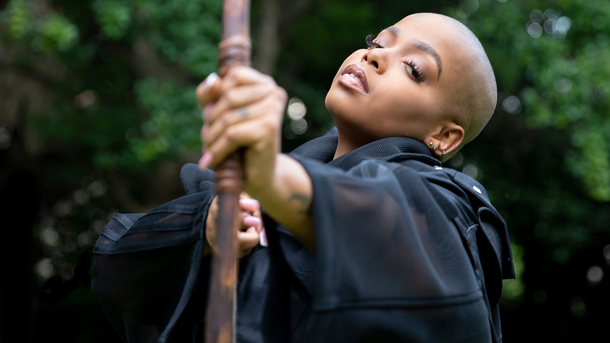 South Africa's Shekhinah unveils the 'Fixate' short film