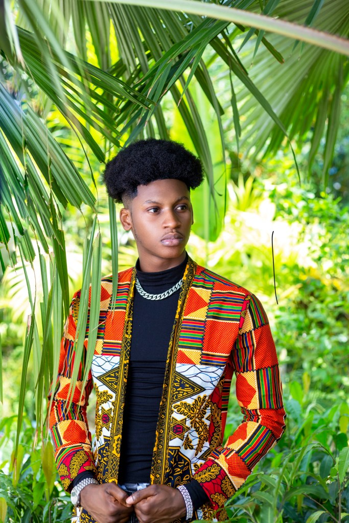 Meet Kelvin Kay; the multiple genre artist