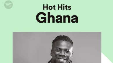Spotify's playlists & offers made for Ghana