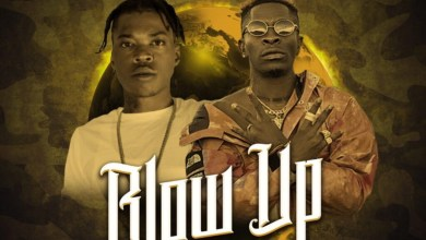 Blow Up by Shatta Wale, Skillibeng & Gold Up