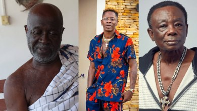 What have these Highlife legends seen in Shatta Wale that we might have missed?