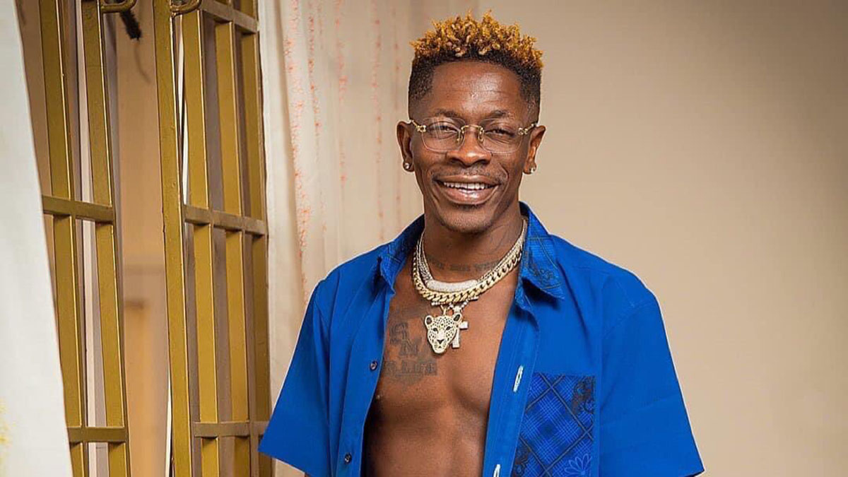 Shatta Wale joins Alkaline, Popcaan, others as Audiomack Top 5 Most-Streamed Reggae/Dancehall Artists this week!