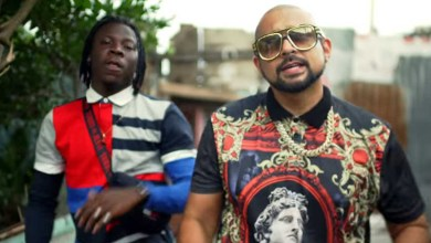 Sean Paul premieres behind the scenes of Stonebwoy-assisted tune; Guns of Navarone
