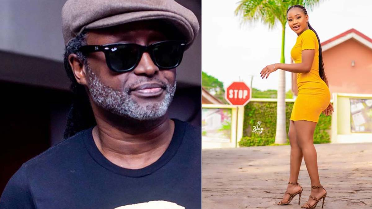 God is Good always! - Reggie Rockstone elated over Akuapem Poloo's Bail